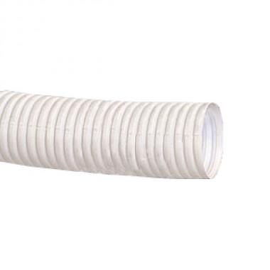 Шланг гофрированный белый (40мм)