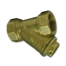 Фильтр для газа, латунный Ду-20