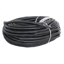 Шланг гофрированный черный (25мм)