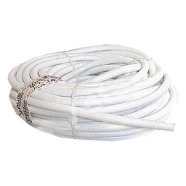 Шланг гофрированный белый (25мм)