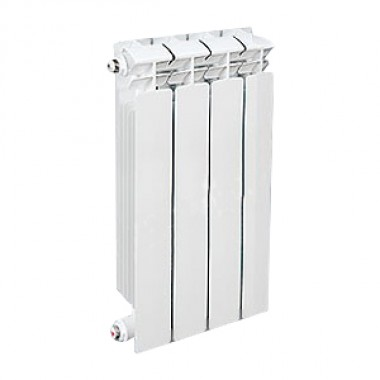 Радиатор биметаллический RIFAR B500 - 4 секции (боковое подключение)