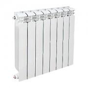 Радиатор биметаллический RIFAR B500 - 8 секций (боковое подключение)