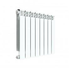 Радиатор биметаллический RIFAR A500 - 8 секций (боковое подключение)