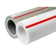 Труба PPR PN 20 белая Дн- 40 х 6,7 мм ФД-пласт (2725)