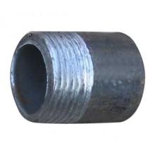 Резьба стальная п/приварку ДУ-15 (L-50mm)