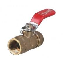 Кран шаровой под обжим труба-гайка 20 (2,5) x 1/2 HYDROSTA