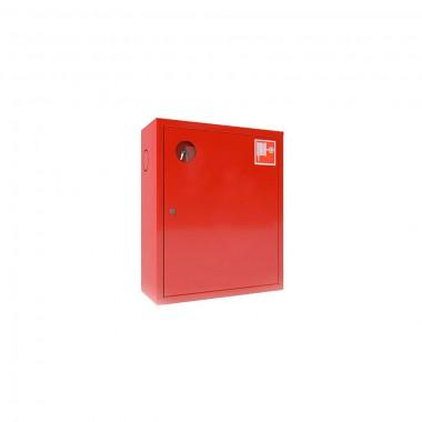 Шкаф пожарный ШПК-310Н (навесной закрытый красный)