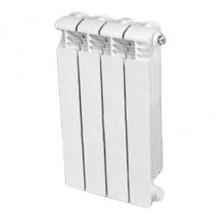 Радиатор Алюминиевый RIFAR Alum 500- 4 секции (боковое подключение)