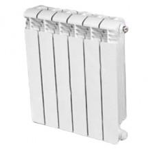 Радиатор Алюминиевый RIFAR Alum 500- 6 секции (боковое подключение)