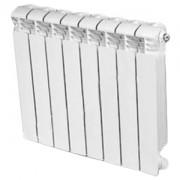 Радиатор Алюминиевый RIFAR Alum 500- 8 секции (боковое подключение)