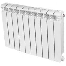 Радиатор Алюминиевый RIFAR Alum 500- 10 секции (боковое подключение)