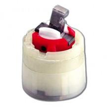 Картридж VIDIMA ф 40 мм (арт.A963785NU) для смесителей ванна/кухня, красный