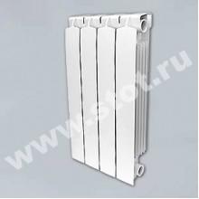 Радиатор алюминиевый Sira S1 500 мм., 4 секции