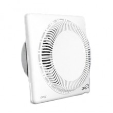 Вентилятор осевой вытяжной D 100 DISC 4