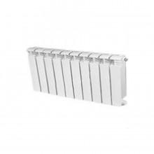 Радиатор Алюминиевый RIFAR Alum 350- 10 секции (гл.90 мм) (Россия) (боковое подключение)