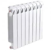 Радиатор биметаллический RIFAR Monolit 500- 8 секции (боковое подключение)