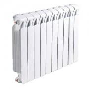 Радиатор биметаллический RIFAR Monolit 500- 10 секции (боковое подключение)