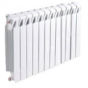 Радиатор биметаллический RIFAR Monolit 500- 12 секций (боковое подключение)