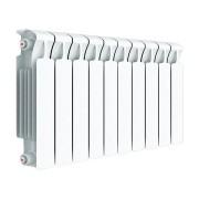 Радиатор биметаллический RIFAR Monolit 350- 10 секции (боковое подключение)