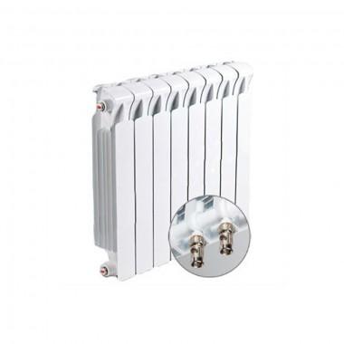 Радиатор биметаллический RIFAR Monolit MVR 500- 8 секции (подключение нижнее правое)