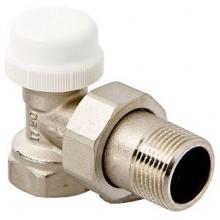 """Клапан термостатический для рад. угловой 3/4"""" VT.031.N.05 VALTEC"""