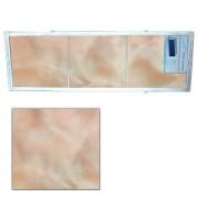 "Экран для ванн 1,7 м ""Оптима"" пластик опал (6)"