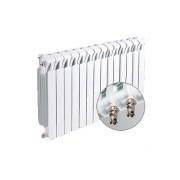 Радиатор биметаллический RIFAR Monolit MVR 500- 14 секции (подключение нижнее правое)