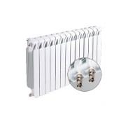 Радиатор биметаллический RIFAR Monolit MVL 500- 14 секции (подключение нижнее левое)