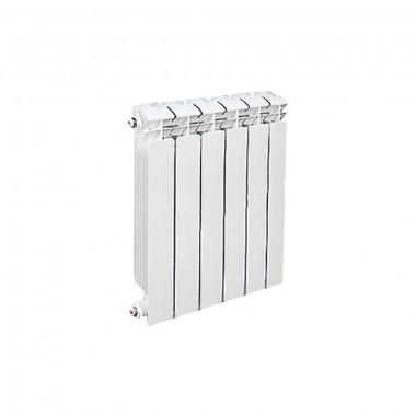 Радиатор биметаллический RIFAR BVL500- 6 секции (гл.100 мм) (Россия)