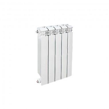Радиатор биметаллический RIFAR BVL500- 5 секции (подключение нижнее левое)