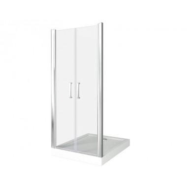 """Душ.огр. Двери """"Пандора"""" SD 90х185 (стекло-Прозрачное)"""