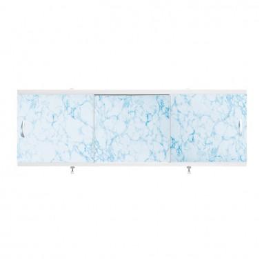 """Экран для ванн 1,7 м """"Оптима"""" пластик небо (34)"""