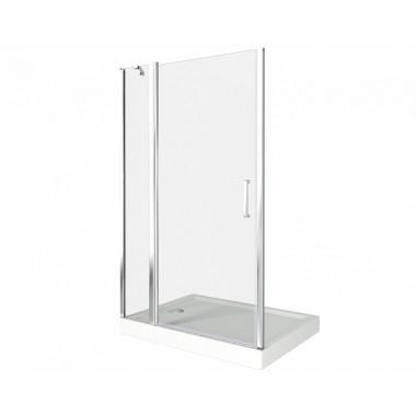 """Душ.огр. Дверь""""Пандора"""" WTW 140х185 (стекло-Прозрачное)"""