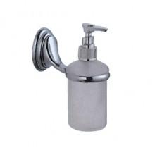 Диспенсер (3183) для жидкого мыла с держателем, настенный