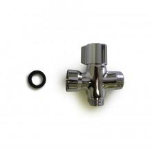 Дивертор ZOLLEN (арт. SP50001) керамический переключатель 180 град., (уп. ПВХ)