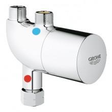 Смеситель GROHE GROHTHERM MICRO (арт.34487000) термостат для установки под рак.