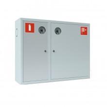 Шкаф пожарный ШПК-315Н3Б (навесной закрытый белый)