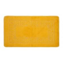 """Коврик для ванной """"BANYOLIN"""" 60х100см (11 мм) желтый"""