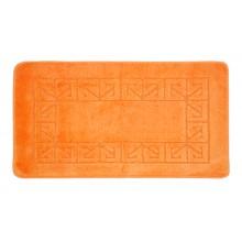 """Коврик для ванной """"BANYOLIN"""" 60х100см (11 мм) оранжевый"""