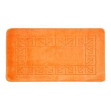 """Коврик для ванной """"BANYOLIN"""" 55х90см (11 мм) оранжевый"""