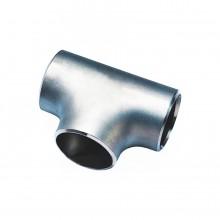 Тройник стальной оцин. Дн 133х4,0 (Ду-125)