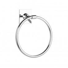 Полотенцедержатель Kleber Expert (KLE-EX011) кольцо, клейка лента, хром