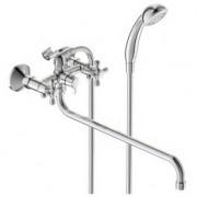 Смеситель VIDIMA RETRO (арт.BA349AA) для ванны дл.излив 400 мм