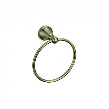 """Полотенцедержатель ZOLLEN """"BREMEN"""" (BR92427BL) кольцо"""