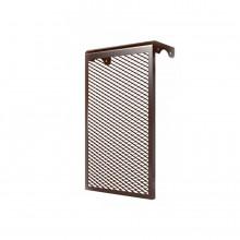 Экран для чугунного радиатора коричневый (7 сек)