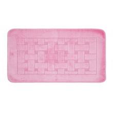 """Коврик для ванной """"BANYOLIN"""" 55х90см (11 мм) розовый"""