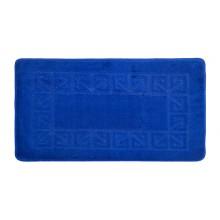 """Коврик для ванной """"BANYOLIN"""" 55х90см (11 мм) синий"""