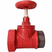 Вентиль прямой чугунный Ду-50 (муфта цапка)