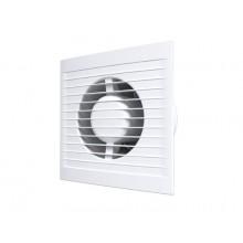 Вентилятор осевой вытяжной c антимоскитной сеткой D 125 A 5S
