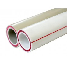 Труба PN 20 SDR 7.4 Optimum PN 20 белая (армир. стекл.) 140